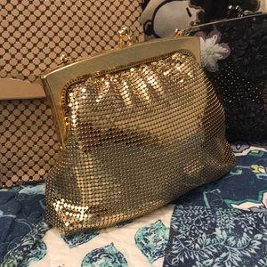 70s Gold Mini Bag